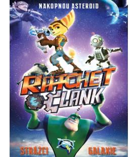 Ratchet a Clank: Strážcovia galaxie (Ratchet and Clank) DVD