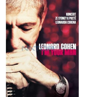 Leonard Cohen: I´m Your Man DVD