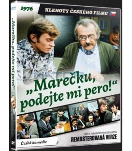 MAREČKU, PODEJTE MI PERO! (Remasterovaná verze) - DVD