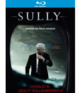 Sully: Zázrak na řece Hudson (Sully) Blu-ray
