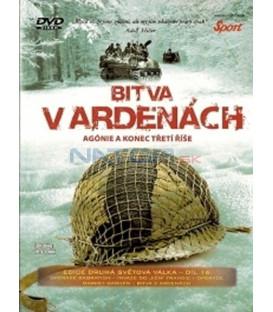 Bitva v Ardenách - Agónie a konec třetí říše (La segunda guerra mundial: Agonia y fin del Tercer reich) DVD
