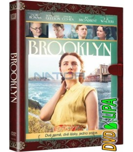 Brooklyn DVD (knižní edice)