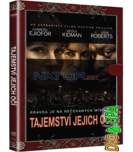 Tajemství jejich očí ( The Secret in Their Eyes) DVD (knižní edice)