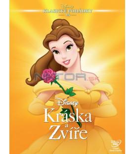 Kráska a zvíře (Beauty and the Beast - Special Edition) - Edice Disney klasické pohádky 15. DVD