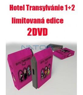 Hotel Transylvánie 1+2 (limitovaná edice) 2DVD