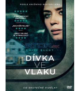 Dívka ve vlaku (The Girl on the Train) DVD