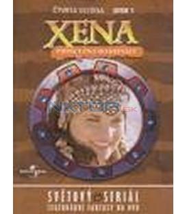 Xena 4/01 DVD- Xena 33