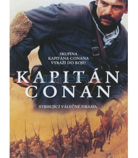 Kapitán Conan (Capitaine Conan) DVD