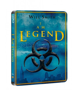 Já, legenda (I am Legend) Blu-ray  steelbook