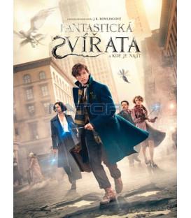 Fantastická zvířata a kde je najít (Fantastic Beasts and where to find them) DVD