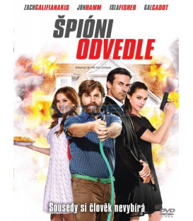 Špioni odvedle (Keeping Up with the Joneses) DVD