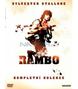 Rambo 1-3 KOLEKCE  DVD