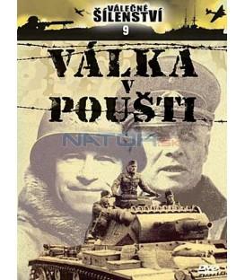 Válečné šílenství 7-Válka v poušti DVD