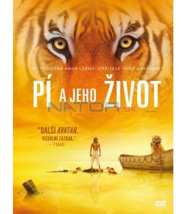 PÍ A JEHO ŽIVOT ( Life of Pi) DVD