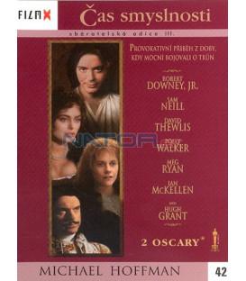Čas smyslnosti (Restoration) DVD