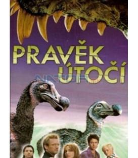 Pravěk útočí - DVD 4 (Primeval) DVD