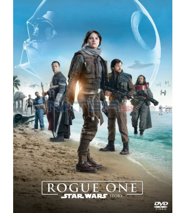 Rogue One: Star Wars Story SK/CZ dabing DVD