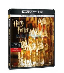 Harry Potter a Princ dvojí krve (Harry Potter and Half Blood Prince) UHD+BD - 2 x Blu-ray
