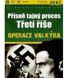 Přísně tajný proces Třetí říše - Operace Valkýra (Geheime Reichssache) DVD