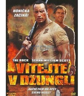 Vítejte v džungli DVD