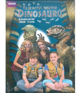 Tajemství nových dinosauru (5DVD BOX) (kartón) DVD