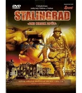 Stalingrad - Ani krok zpět (La segunda guerra mundial: Stalingrado) DVD