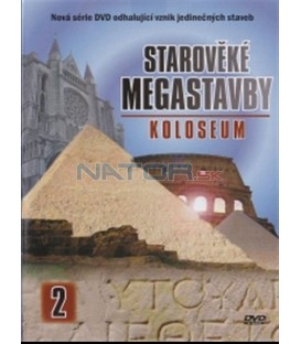Starověké megastavby (2. díl) - Koloseum (Ancient Megastructures - Colosseum) DVD
