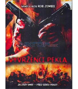 Vyvrženci pekla (Devils Rejects, The) DVD