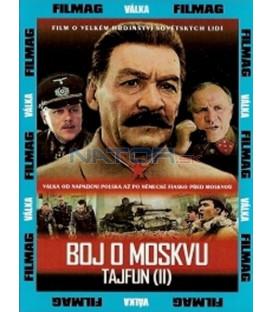 Boj o Moskvu - tajfun 2 DVD (Bitva za Moskvu)