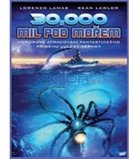 30.000 mil pod mořem DVD (30.000 Leagues Under the Sea)