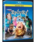 Zpívej (Sing) Blu-ray