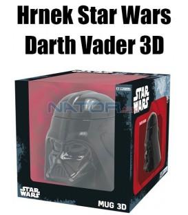 Hrnek Star Wars - Darth Vader 3D