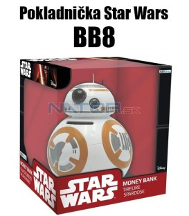 Pokladnička Star Wars - BB8
