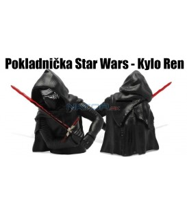 Pokladnička Star Wars - Kylo Ren