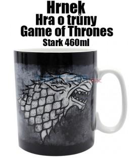 Hrnek Game of Thrones - Stark 460ml