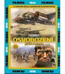 Osvobození IV - Bitva o Berlín (Osvoboždenie) DVD