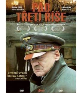 Pád Tretej Ríše (Der Untergang) DVD