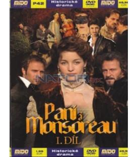 Paní z Monsoreau - I. dí l (La dame de Monsoreau) DVD