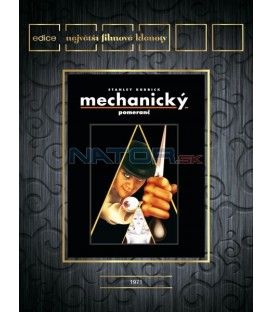 Mechanický pomeranč (Clockwork Orange) DVD