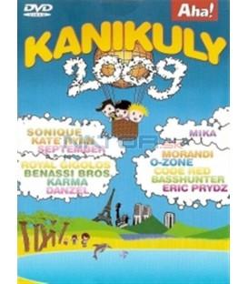 Kanikuly 2009 DVD