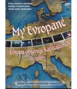 My Evropané (2. díl) - Evropa objevuje kapitalismus (Wir Europäer! - Europa erfindet den Kapitalismus (16. Jahrhundert) DVD
