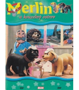Merlin a kouzelný ostrov (Merlin - The Magical Puppy) DVD