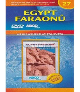 Nejkrásnější místa světa 27 - Egypt faraonů (L´ Egypte Pharaonique) DVD