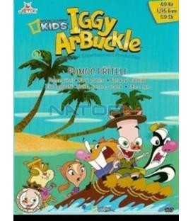 Iggy Arbuckle - DVD 3 - Pomoc příteli (Iggy Arbuckle) DVD