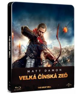 VELKÁ ČÍNSKÁ ZEĎ (The Great WallThe Great Wall) Blu-ray 2D STEELBOOK