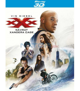 xXx: Návrat Xandera Cage (xXx: The Return Of Xander Cage) Blu-ray 3D+2D