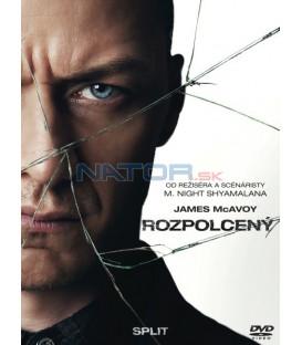 ROZPOLCENÝ (Split) DVD