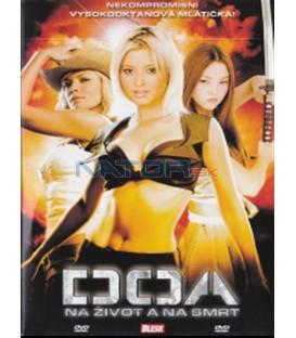 DOA: Na život a na smrt (DOA: Dead or Alive) DVD