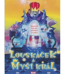 Louskáček a myší král (The Nutcracker and the Mouse King) dvd