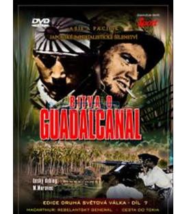 Bitva o Guadalcanal (MacArthur: El general rebelde) DVD